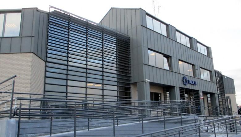 Komisariat Policji w Trzebini - dostawa i montaż systemu klimatyzacji VRV firmy DAIKIN oraz systemu wentylacji z centralą wentylacyjną  VTS