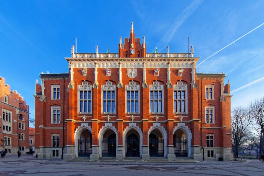 Uniwersytet Jagielloński Sekcja Usług Sieciowo- Serwerowych - dostawa szaf klimatyzacji precyzyjnych firmy Emerson