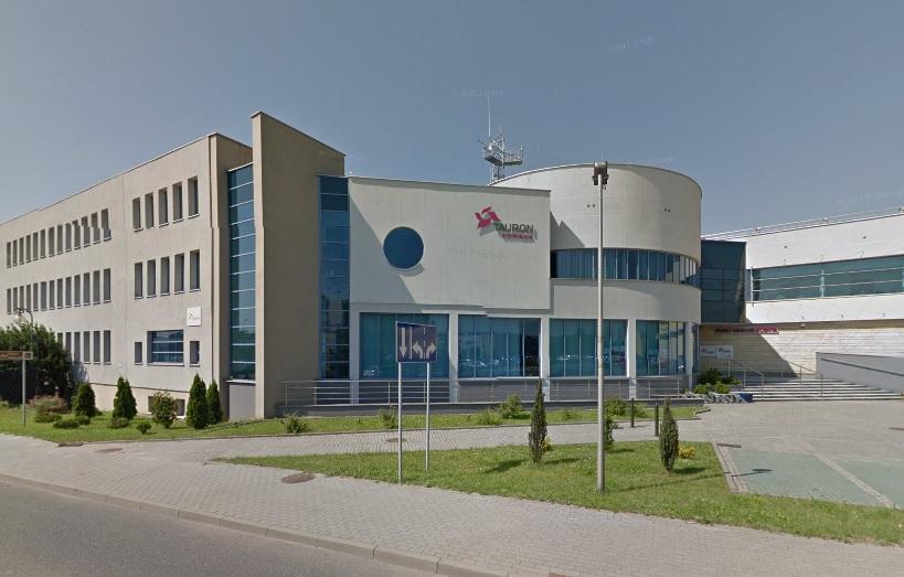 Punkt Obsługi Klienta firmy Tauron w mieście Lubliniec - dostawa klimakonwektorów firmy DAIKIN