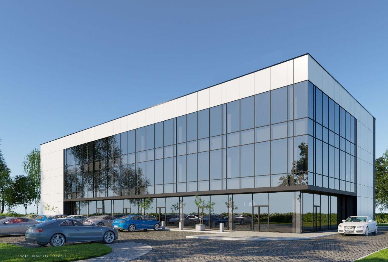 Budynek biurowy         <br /> ul. Medweckiego w Krakowie - dostawa i montaż instalacji wentylacji i systemu klimatyzacji VRV firmy DAIKIN