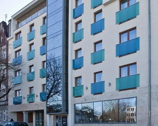 BEST WESTERN Hotel Opole Centrum - dostawa i montaż systemu klimatyzacji VRF firmy MDV oraz systemu wentylacji z centralą wentylacyjną firmy VTS<br />